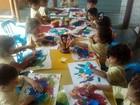Mostra 'Construções Infantis' expõe percepções do mundo das crianças