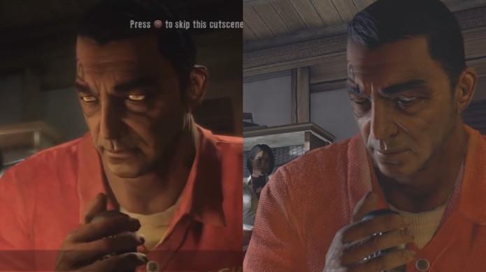 Dead Island Definitive Edition dá um grande salto gráfico no PS4 em relação ao original no PlayStation 3 (Foto: Reprodução/YouTube)