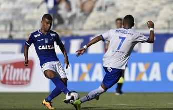 Alisson acredita em rápida evolução do time do Cruzeiro na temporada
