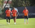 Gabriel, Kleber e João Afonso voltam aos treinos e podem reforçar o Inter