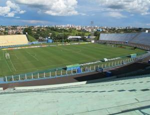 Estádio de Presidente Prudente (Foto: Daniel Romeu / globoesporte.com)