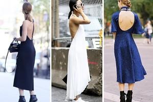Elegante e sensual, decote nas costas é escolha certa para verão