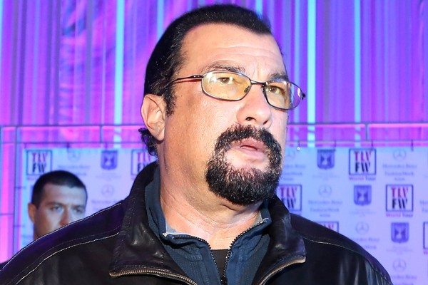 Steven Seagal. (Foto: Getty Images)