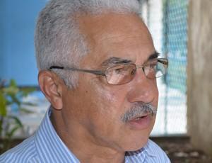 Wellington Mangueira busca patrocinadores (Foto: Thiago Barbosa/GLOBOESPORTE.COM)