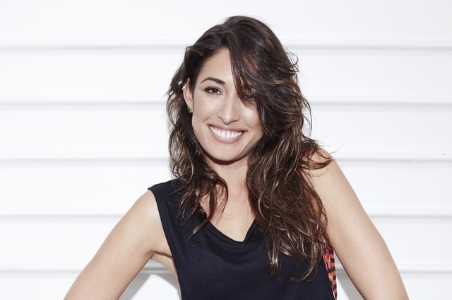 Giselle Itié  (Foto: Rogério Mesquita)
