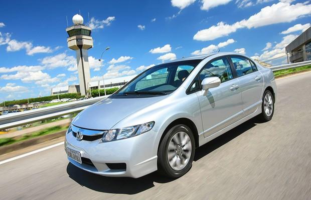 Honda Civic 2011 (Foto: Honda)