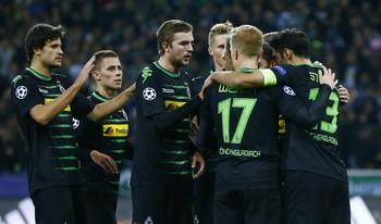 Borussia Mönchengladbach x Celtic (Foto: Reuters)