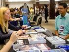 Feira sobre educação em BH reúne universidades norte-americanas