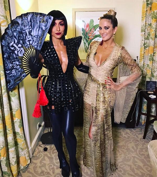 Sabrina Sato e Ticiane Pinheiro (Foto: Reprodução/Instagram)