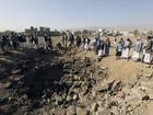 Ataque aéreo e combates deixam 27 mortos no Iêmen