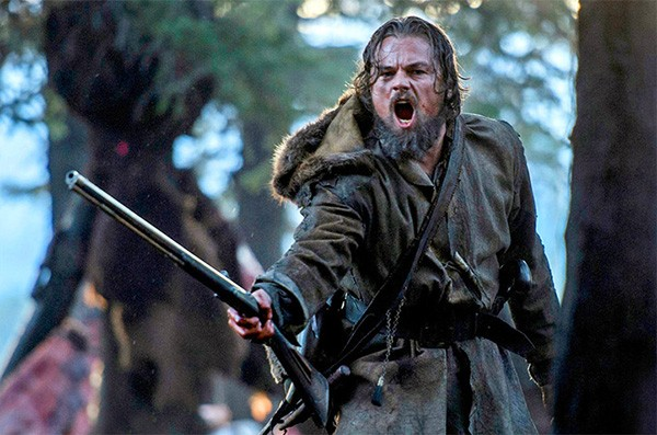 Leonardo DiCaprio — Hugh Glass, 'O Regresso' (2015) (Foto: Divulgação)