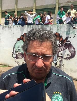 Carlinhos Almeida, Chapecoense (Foto: Amanda Kestelman)