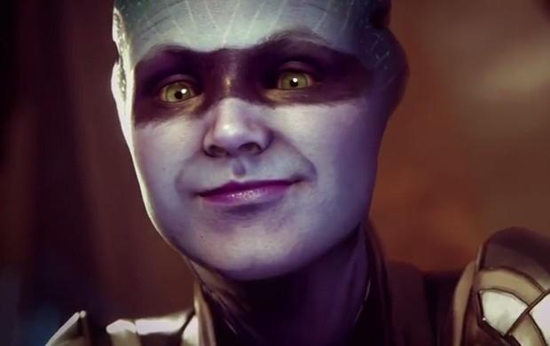 'Mass Effect Andromeda' terá 'novos planetas, novas espécies e novas tecnologias', de acordo com a BioWare (Foto: Reprodução/EA)