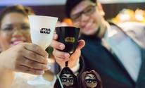 Casal realiza sonho e tem festa de casamento com tema de Star Wars (Keepic Foto e Vídeo/divulgação)
