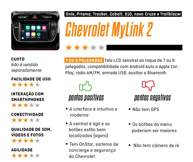 Teste: Chevrolet My Link 2 (Foto: Autoesporte)