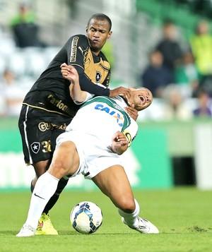 Airton, Coritiba X Botafogo (Foto: Getty Images)