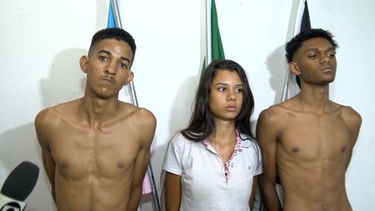 Três são presos por morte de jovem encontrado em escola, no ES