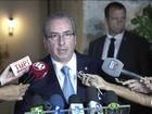 Cunha quer ver o pedido de prisão dele antes da decisão de Teori
