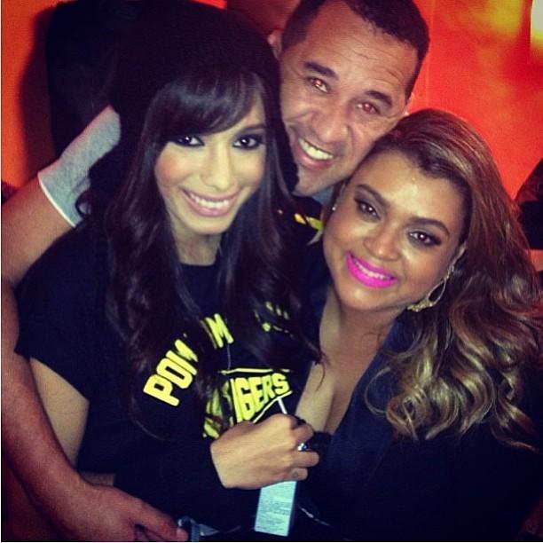 Anitta e Preta Gil (Foto: Instagram / Reprodução)