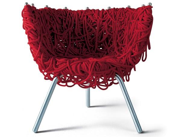 cadeira-vermelha (Foto: Divulgação)