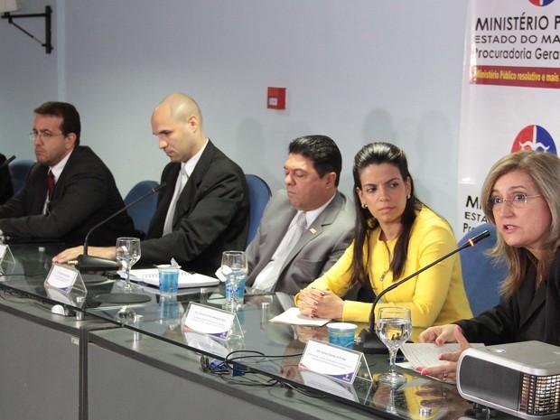 Membros de cinco órgãos realizaram fiscalizações sobre irregularidades (Foto: Fabrício Cunha/O Estado)