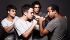 'Espartanos' discute a violência através de games (Divulgação)