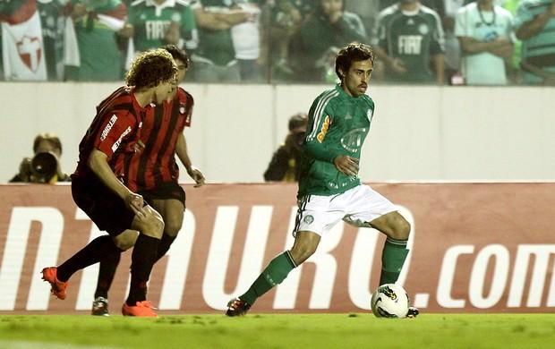 Valdivia Palmeiras x Atlético-PR (Foto: Wander Roberto / Vipcomm)