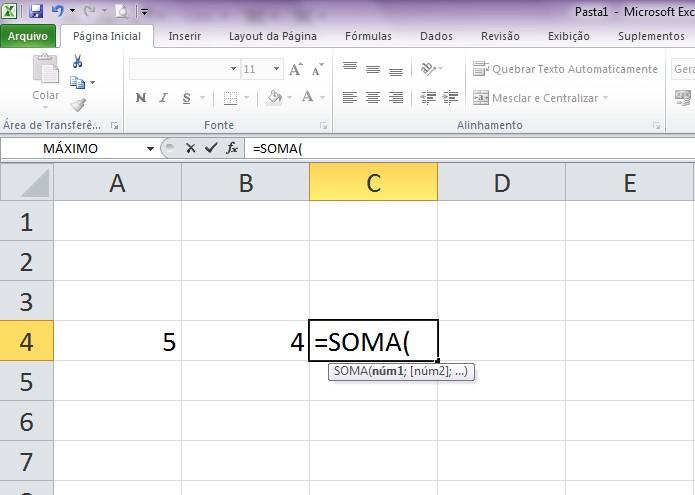 criar formulas7