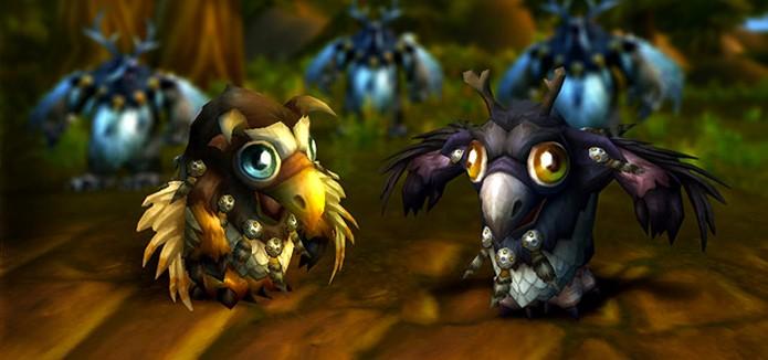 Saiba como conseguir mascotes em World of Warcraft (Foto: Divulgação/Blizzard)