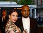 Kardashian estaria preocupada com proximidade de Kanye West e estilista