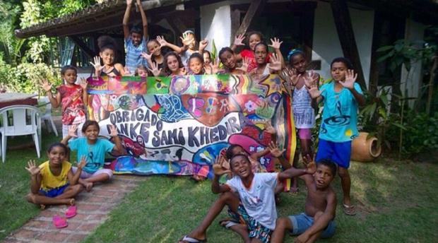 """BLOG: Khedira compra lembrança da Bahia: """"Terá um lugar especial na minha casa"""""""