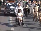 Tocha olímpica passa por principais pontos turísticos de Belo Horizonte