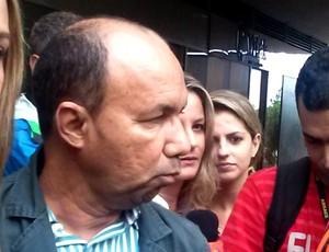 presidente do icasa paz de lira (Foto: Felippe Costa)
