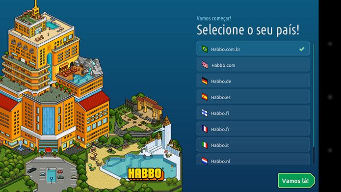 Selecione os servidores brasileiros (Foto: Reprodução/Murilo Molina)
