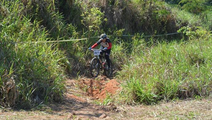 1ª Etapa XCO do Campeonato Estadual de Mountain Bike em Porto Velho (Foto: Lívia Costa)