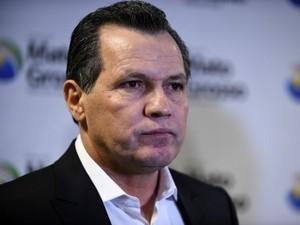 Silval Barbosa: gestor diz que VLT não fica pronto em 2015 (Foto: Josi Pettengill/Secom-MT)