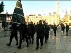 Natal é marcado pelo medo da onda de violência em Jerusalém