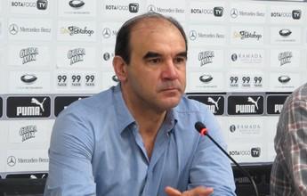 Jornalista elogia escolha do Bota por Ricardo Gomes, mas prevê dificuldade