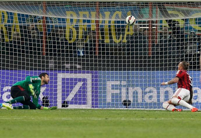 Diego López Inter Milan (Foto: AP)