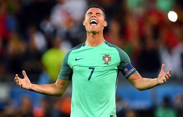 Cristiano Ronaldo (Foto: Reprodução/Instagram)