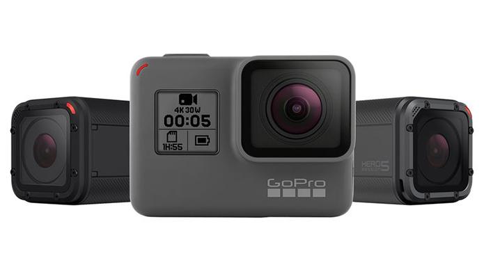 Preço menor da versão Sessions pode tornar a nova GoPro um bom custo-benefício entre as câmeras de ação 4K (Foto: Divulgação/GoPro)