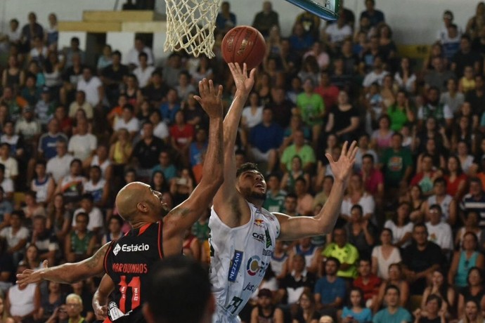 Bauru x Flamengo NBB9 basquete (Foto: Divulgação /LNB)