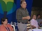 Democratas e PSC fazem conveno em Ituiutaba, MG