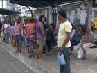 Com impasse, greve de rodoviários chega ao 2º dia em V. da Conquista