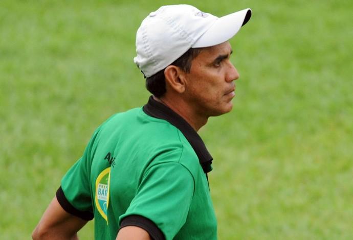 Marlon Cutrim - técnico Cordino (Foto: Biaman Prado/O Estado)