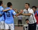 Na estreia de Cannavaro, Jadson faz gol, e Tianjin Quanjian volta a vencer
