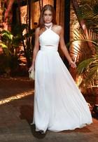 Vestido de Marina Ruy Barbosa no Brazil Foundation custa R$ 3.200