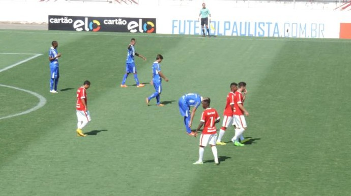 Internacional x Galícia, Copa São Paulo 2015 (Foto: Emílio Botta)