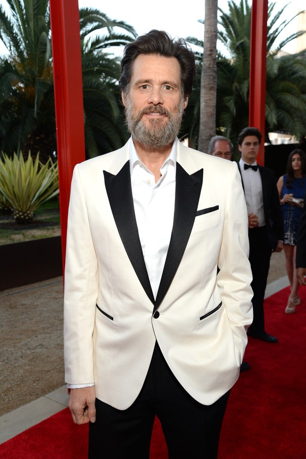 O ator Jim Carrey (Foto: Getty Images)