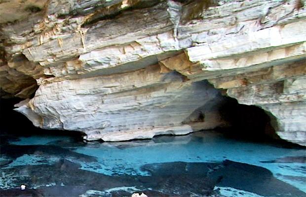 Uma expedição de 15 dias pelo Parque Nacional da Chapada Diamantina (Foto: Reprodução EPTV)